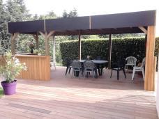Terrasse bois exotique ipe cumaru fougères saint-cast-le-guildo