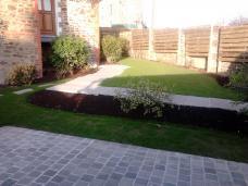 Terrasses pavés dalles d'ardoises Pavage dallage granit grès ardoise
