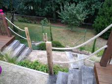 Création massifs aménagement de jardins