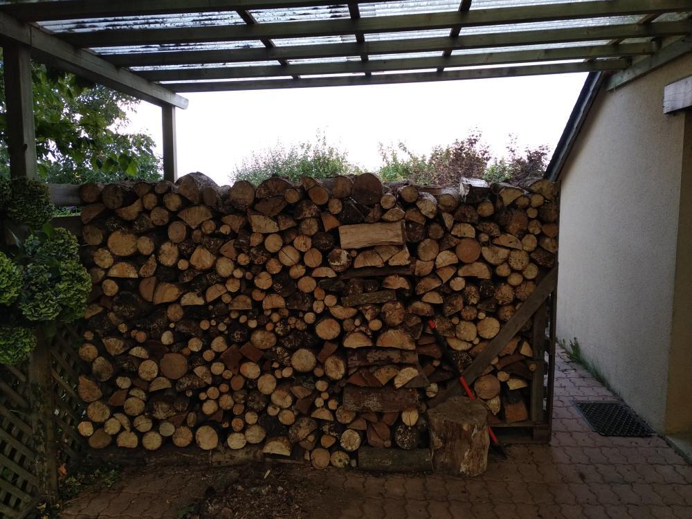 Débitage bois